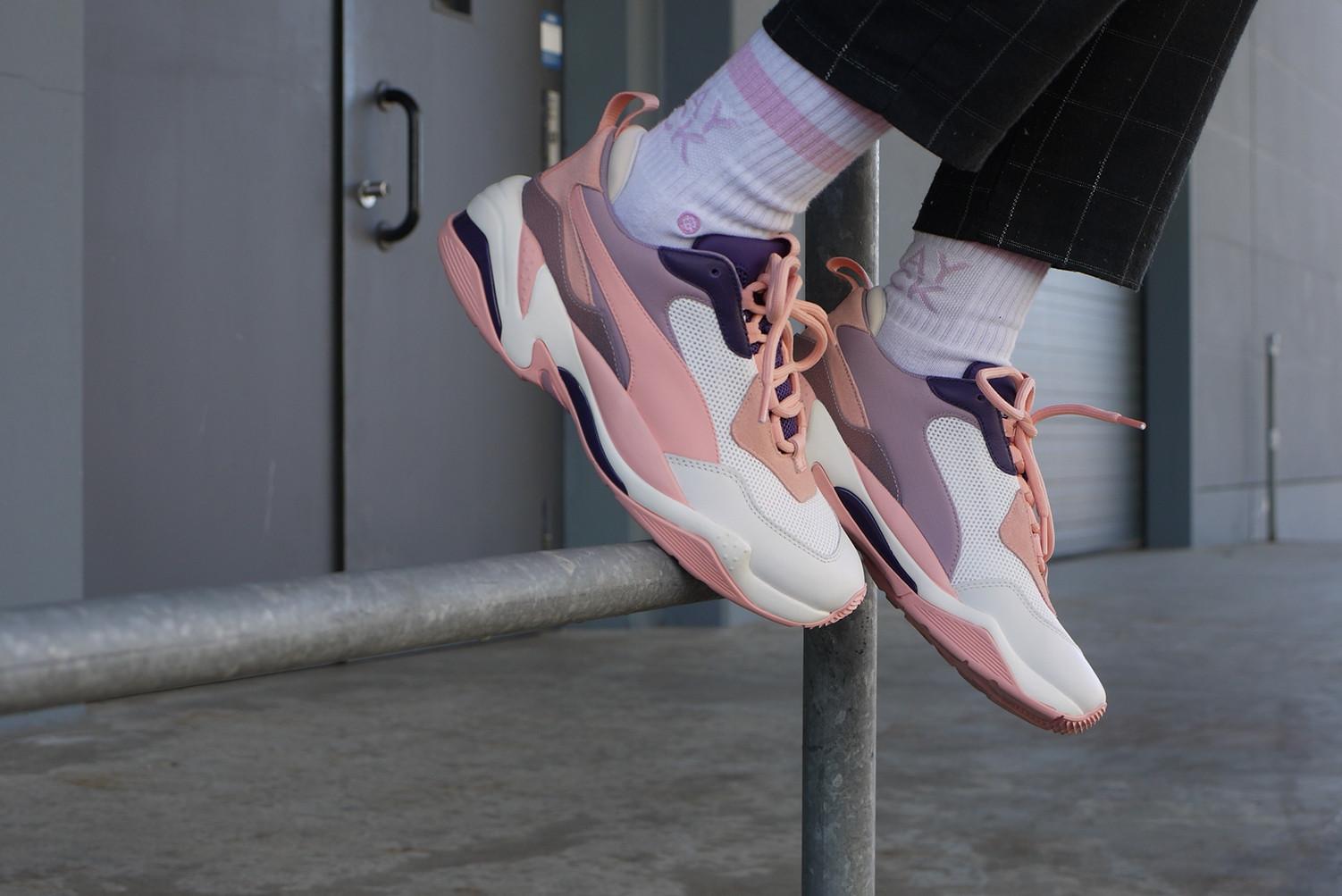 Puma Thunder Spectra marshmallow peach | Alleyoop Sneaker Store