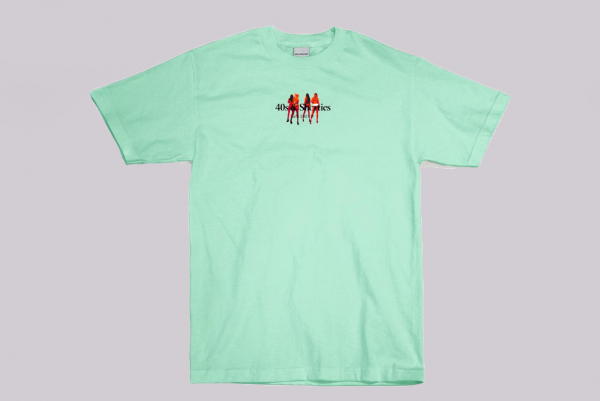 40s & Shorties General Showtime Tee