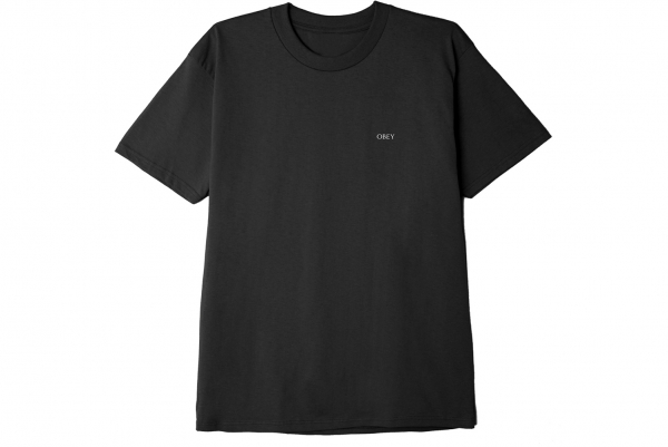 Obey Face Collage T-Shirt black
