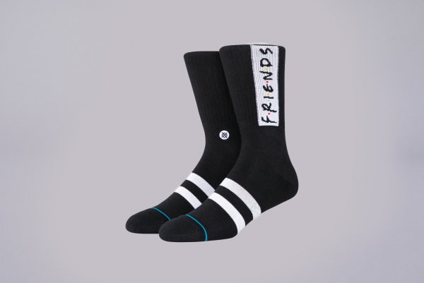 Stance x Friends The First One Socks black