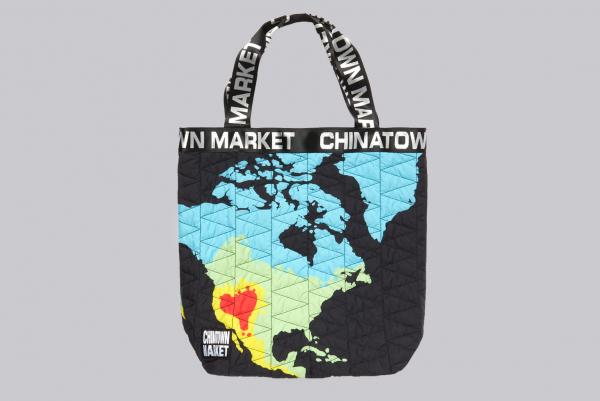Chinatown Market Global Nylon Tote Bag