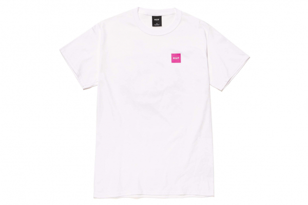 Huf Wet Cherry T-Shirt weiß