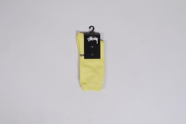 Stussy Everyday Socks lime