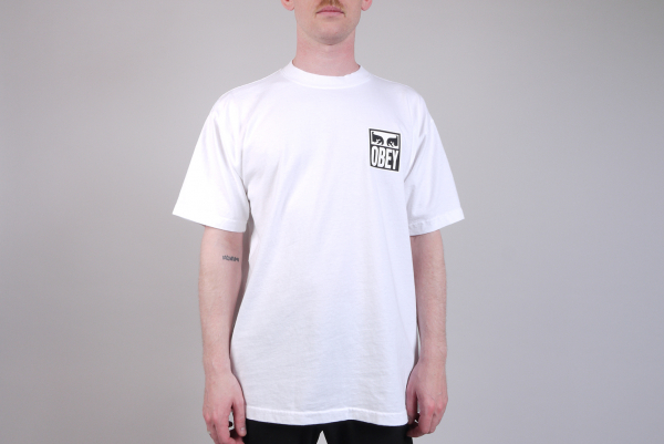 Obey Eyes Icon II T-Shirt weiß