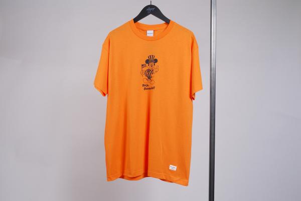 40´s & Shorties Hey There T-Shirt orange