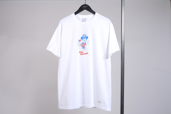 40´s & Shorties Hey There T-Shirt weiß