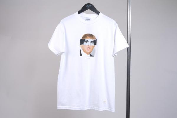 40´s & Shorties American Psycho T-Shirt weiß