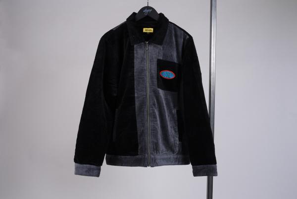 Chinatown Market Corduroy Jacket black