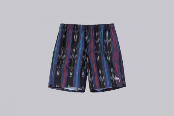 Stussy Ikat Stripe Water Short