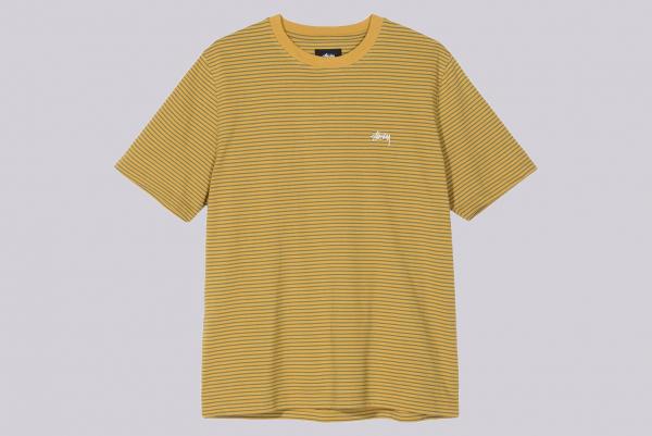 Stussy Mini Stripe Crew Shirt