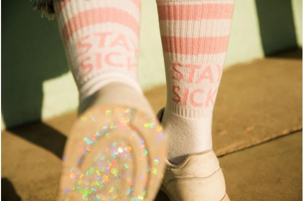 WMNS Stay Sick Socks