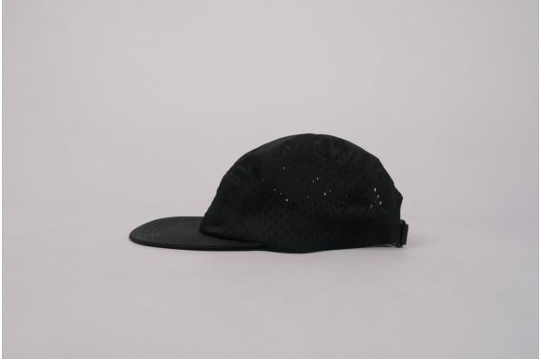 Black 5-Panel Cap