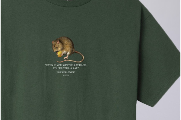 Rat Race Tee