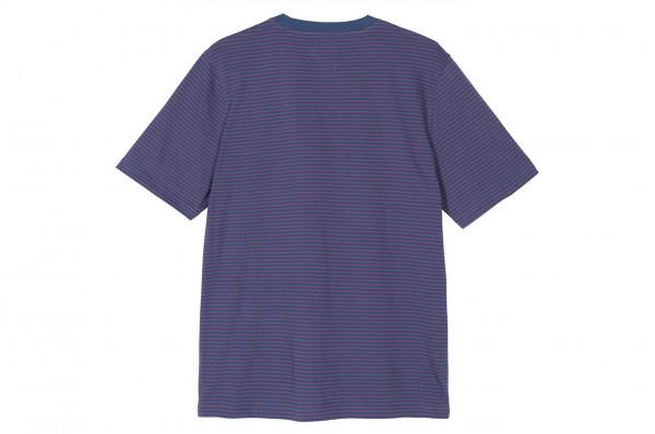 Mini Stripe Crew Shirt