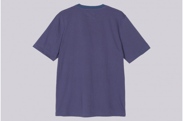 Mini Stripe Crew Shirt