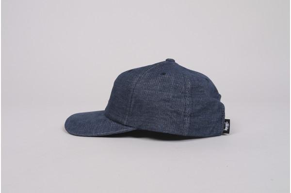 Melange Cord Low Cap