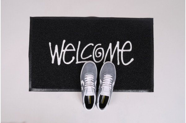 Welcome PVC Mat