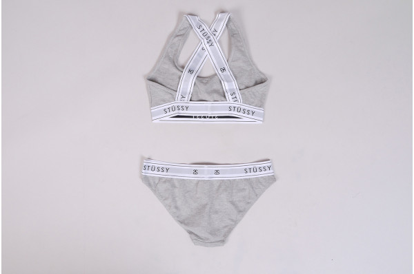 Cross Back Crop + Classic Brief WMNS