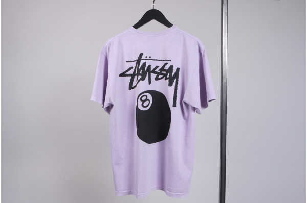 8-Ball Pig. Dyed Tee