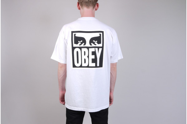 Eyes Icon 2 Heavyweight Classic Box Tee