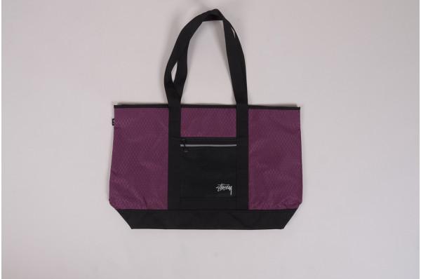 Diamond Ripstop Tote Bag