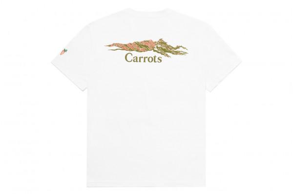 Tiger Camo Carrot Tee