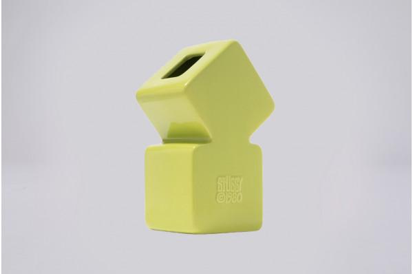 Dice Ceramic Vase