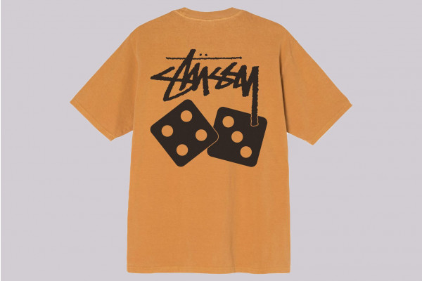 Dice Pigment Dyed Tee
