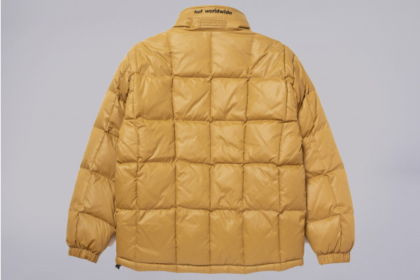 Glacier Puffer Jacket