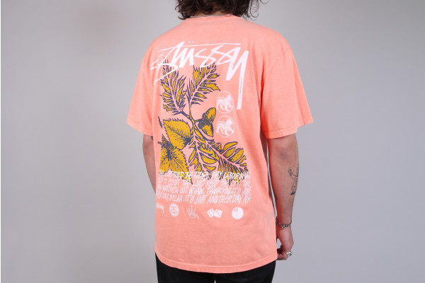 Bloom Pig. Dyed Tee