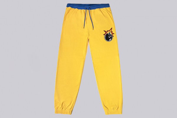 The Hundreds Odyssey Sweatpants yellow