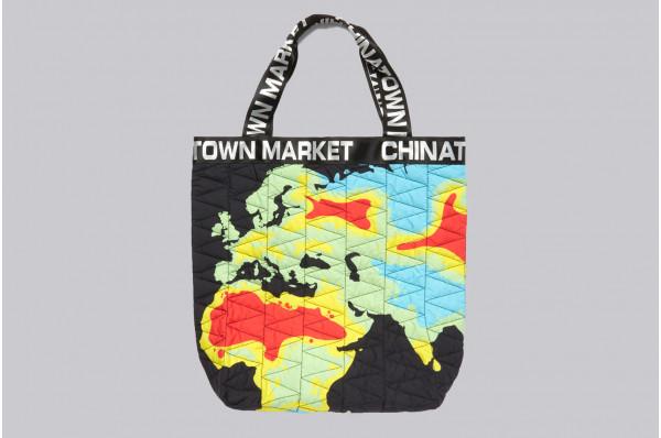 CTM Global Nylon Tote Bag