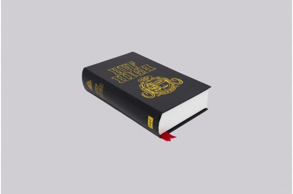 High Book Stash
