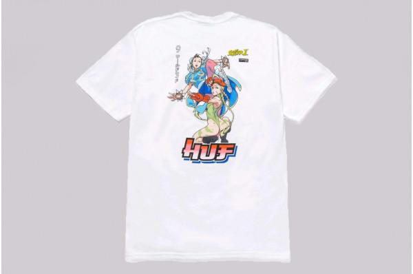 Chun Li & Cammy T-Shirt